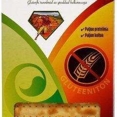 Jaksamisleipä Gluteeniton